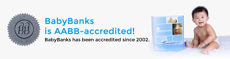 BabyBanks Certificate AABB
